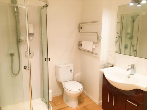 Beachlife Apartments - Christchurch - Bathroom