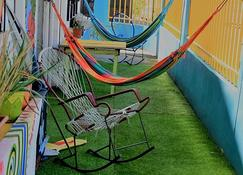 In The Wind Hostel And Guesthouse - سان جوس - وسائل الراحة في مكان الإقامة