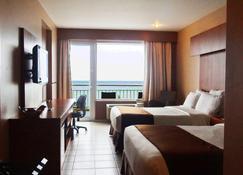 Mantahost Hotel - Manta - Soveværelse