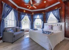 棕櫚酒店 - 西嶼 - 基韋斯特 - 臥室