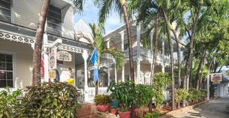 The Palms Hotel - Key West - Building
