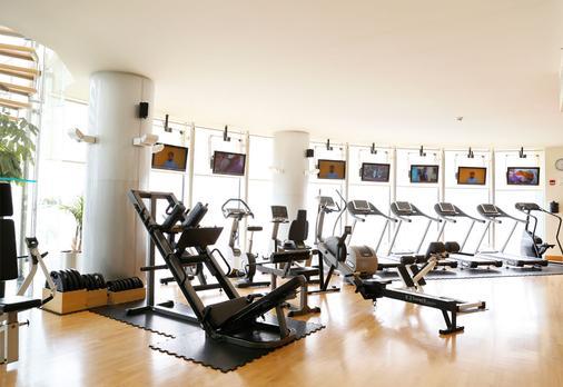 J5 Hotels - Port Saeed - Dubai - Gym