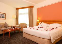 利哈博羅塔娜酒店 - 杜拜 - 杜拜 - 臥室