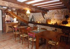 L'Estapade Des Tourelons - Saint-Jean-en-Royans - Restaurant