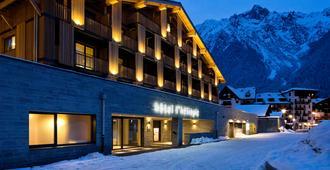 Héliopic Hôtel & Spa - Chamonix-Mont-Blanc - Bâtiment