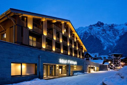 Héliopic Hôtel & Spa - Chamonix - Gebäude