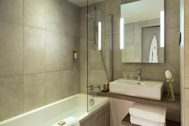 Héliopic Hôtel & Spa - Chamonix - Bathroom