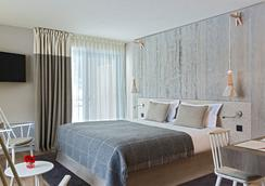 Héliopic Hôtel & Spa - Chamonix - Bedroom