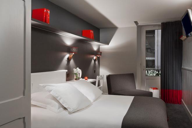 拉法西旅館 - 霞慕尼白朗峰 - 夏蒙尼-勃朗峰 - 臥室