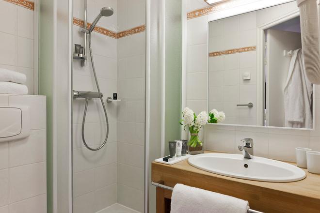 拉法西旅館 - 霞慕尼白朗峰 - 夏蒙尼-勃朗峰 - 浴室