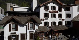 Hôtel de l'Arve - Chamonix - Rakennus