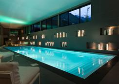 Héliopic Hôtel & Spa - Chamonix - Pool