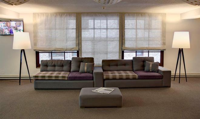 Hotel Cristina - El Pas de la Casa - Sala de estar