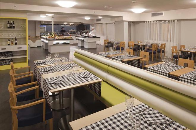Hotel Cristina - El Pas de la Casa - Restaurante