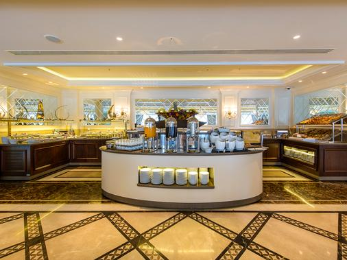 Elite World Business Hotel - Istanbul - Buffet