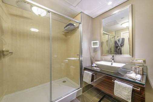 Elite World Business Hotel - Istanbul - Salle de bain