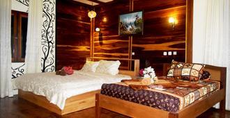 Panda Cottage - Pemenang - Camera da letto