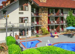 River Edge Inn - Gatlinburg - Building