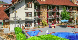 River Edge Inn - Gatlinburg - Bâtiment