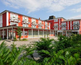 Johannesbad Hotel Füssinger Hof - Bad Fuessing - Κτίριο