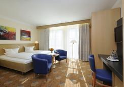 Johannesbad Hotel Füssinger Hof - Bad Fussing - Makuuhuone