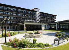 Johannesbad Hotel Königshof - Bad Fuessing - Building