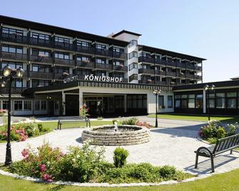Johannesbad Hotel Königshof - Bad Füssing - Building