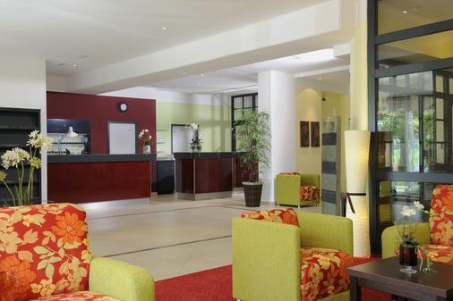Johannesbad Hotel Phönix - Bad Fuessing - Front desk