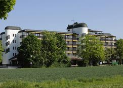 Johannesbad Thermalhotel Ludwig Thoma - Bad Fussing - Rakennus