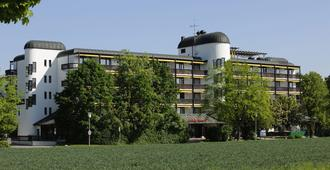 Johannesbad Thermalhotel Ludwig Thoma - Bad Fuessing - Building