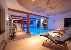 聖喬治約翰斯巴德酒店 - 巴德霍夫加斯坦 - 巴特霍夫加施泰因 - 游泳池