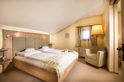 聖喬治約翰斯巴德酒店 - 巴德霍夫加斯坦 - 巴特霍夫加施泰因 - 臥室