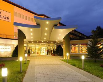 Johannesbad Hotel Palace - Bad Hofgastein - Gebäude