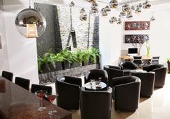 Hotel Ejecutivo Express - Guadalajara - Sala de estar
