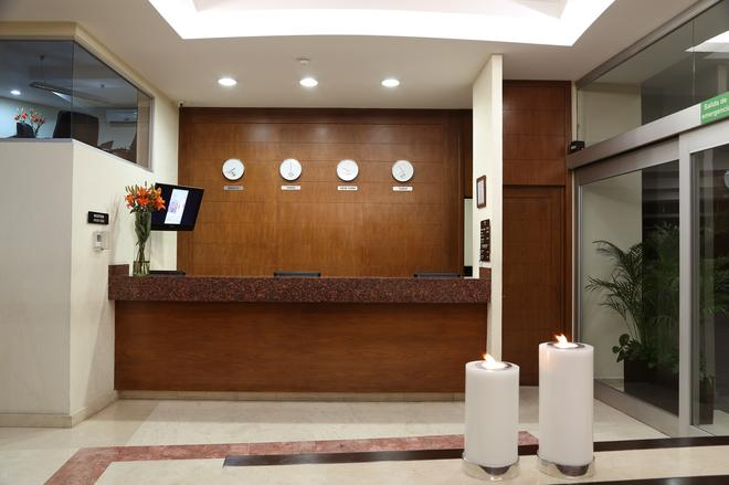 Hotel Ejecutivo Express - Guadalajara - Recepción