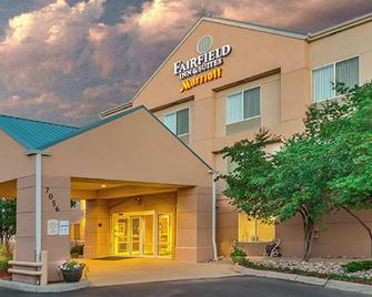 Fairfield Inn & Suites by Marriott Denver Tech Center/South - Highlands Ranch - Edificio