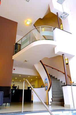 烏德勒支市中心阿波羅酒店 - 烏得勒支 - 烏得勒支 - 大廳