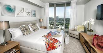 Beachwalk Elite Hotels & Resorts - Hollywood - Bedroom