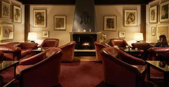 Hotel Holt - Reiquiavique - Sala de estar