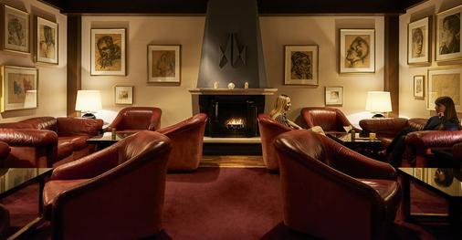 Hotel Holt - Art Museum - Reykjavik - Living room