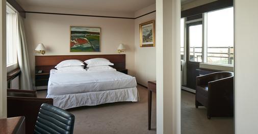Hotel Holt - Art Museum - Reykjavík - Schlafzimmer