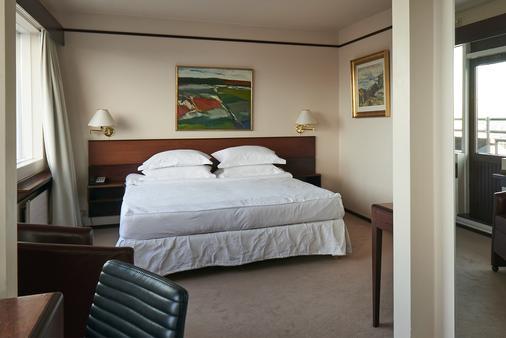 Hotel Holt - Art Museum - Reykjavik - Makuuhuone
