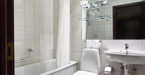 Hotel Holt - Art Museum - Reykjavik - Bathroom