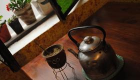 La Casa de Pandora Hostel & Cafe - Rosario - Room amenity