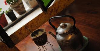 La Casa de Pandora Hostel & Cafe - Rosario - Servicio de la habitación
