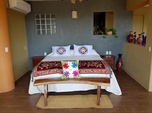 Casa Arcoiris Zihuatanejo - Zihuatanejo - Phòng ngủ