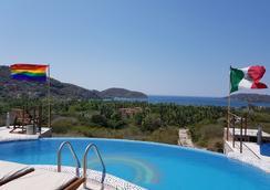 Casa Arcoiris Zihuatanejo - Zihuatanejo - Bể bơi