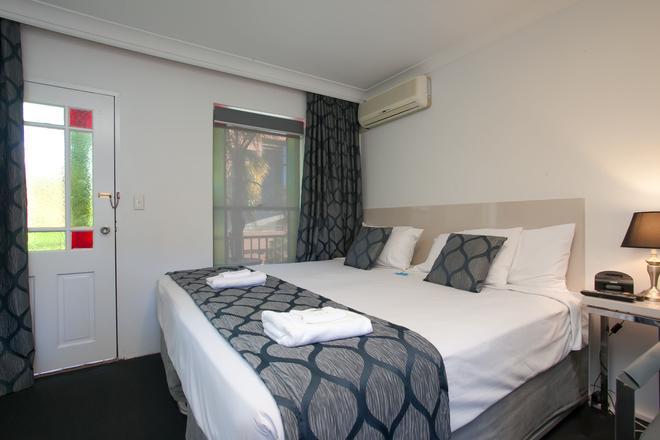 Central Railway Hotel - Sydney - Bedroom