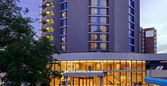Delta Hotels by Marriott Frankfurt Offenbach - Оффенбах-на-Майне - Здание