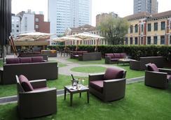 Hilton Milan - Milano - Oleskelutila